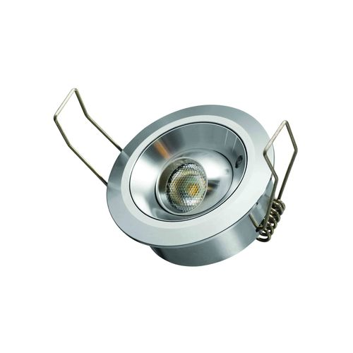 Hunza TILTING EAVE 3W downlight IP66