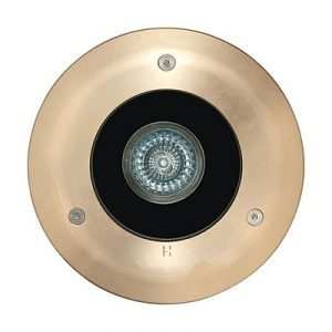 Hunza Lawn Lite Deck Mount 6 watts Pure LED bronze